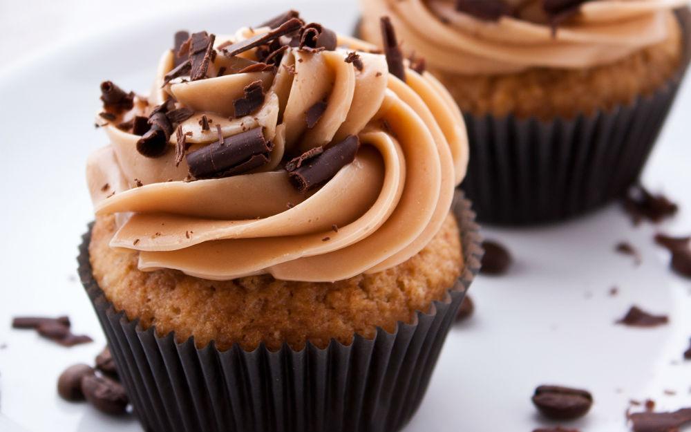 Kahveli Cupcake Tarifi