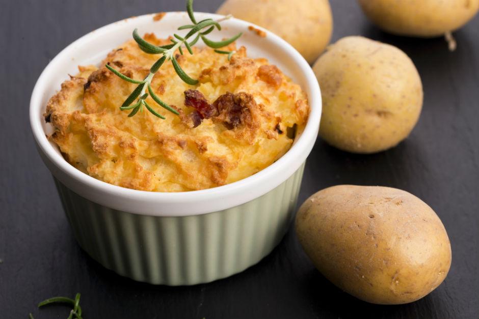 Patates Sufle Tarifi