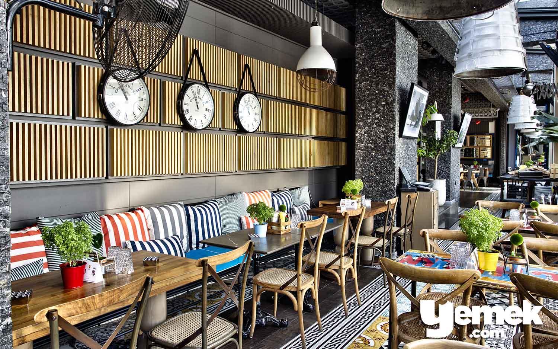 Sandalye Brasserie Etiler