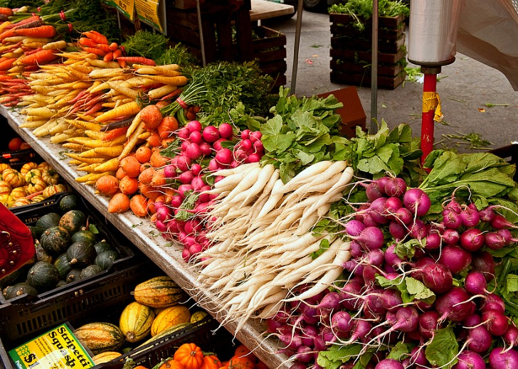The-Union-Square-Greenmarket-New York