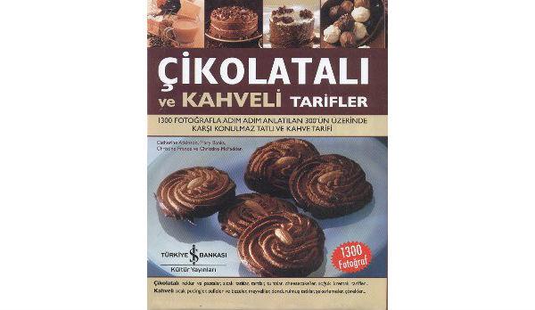 iskulturyayinlari - çikolatalı kahveli tarifler