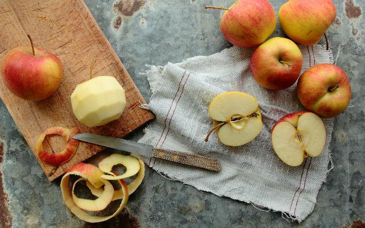 elmalı peeling