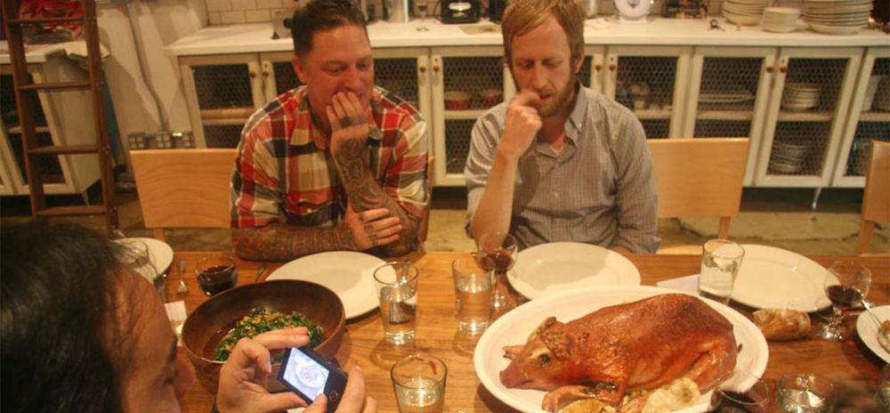 takethisjob - james victore dinner series