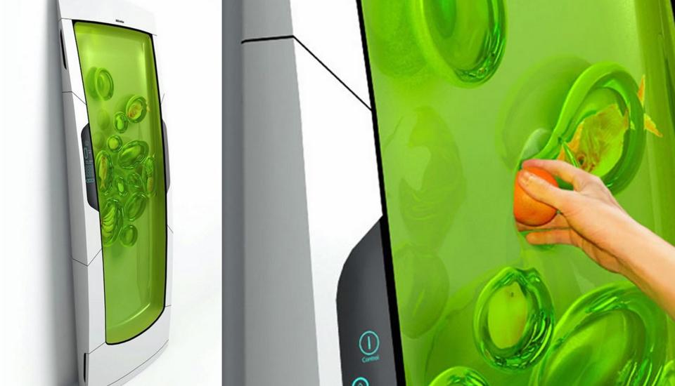 Картинки холодильников будущего