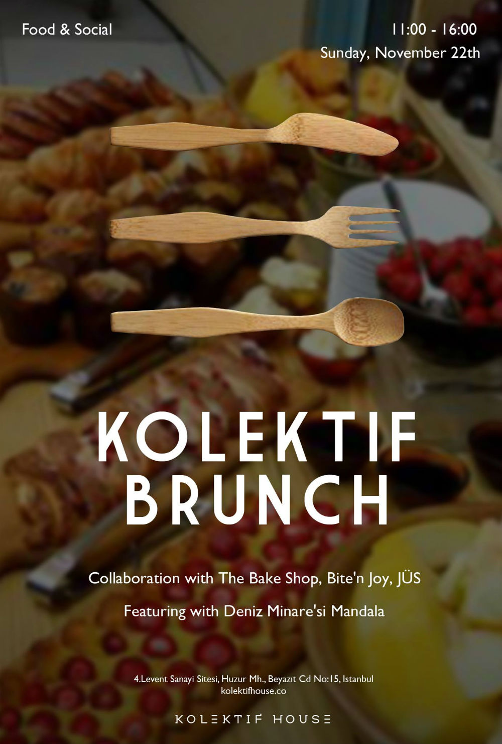 facebook - kolektif brunch