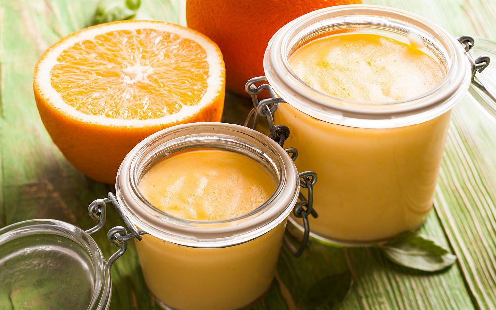 Portakal Kreması Tarifi