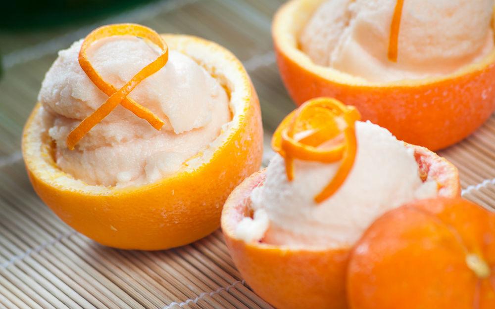 Portakallı Sorbe Tarifi