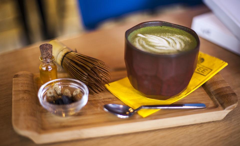 foursquare - tea or coffee