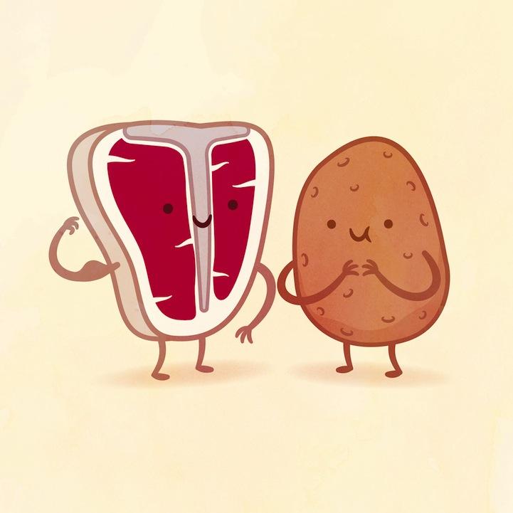biftek-patates
