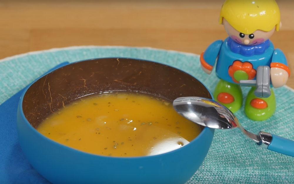 Elmalı Tatlı Patates Çorbası Tarifi