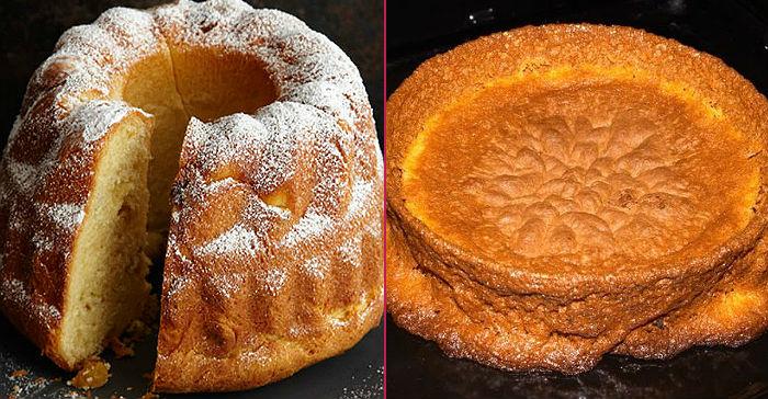 Kek Nasıl Kabarır?