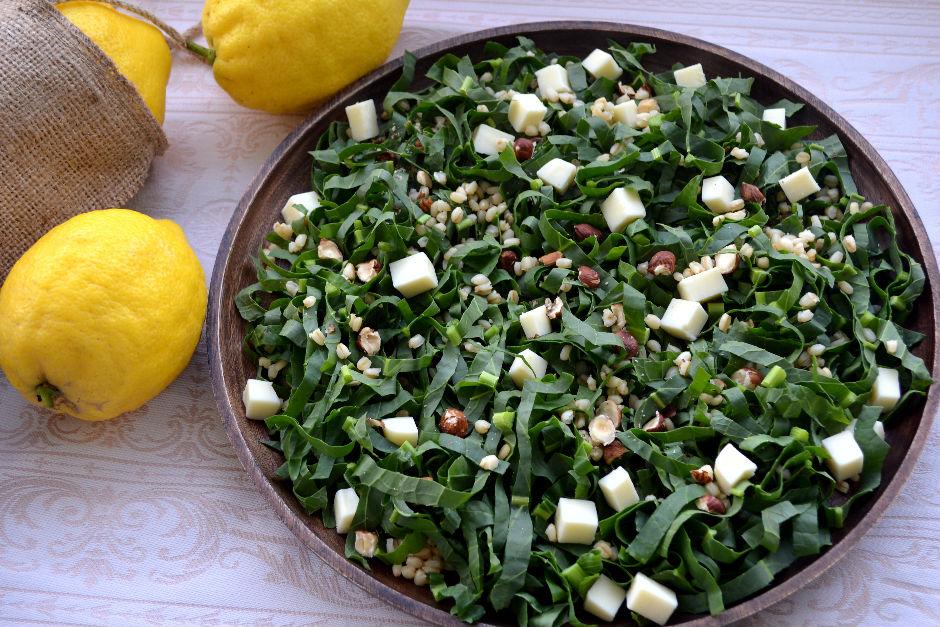 Labada Salatası Tarifi