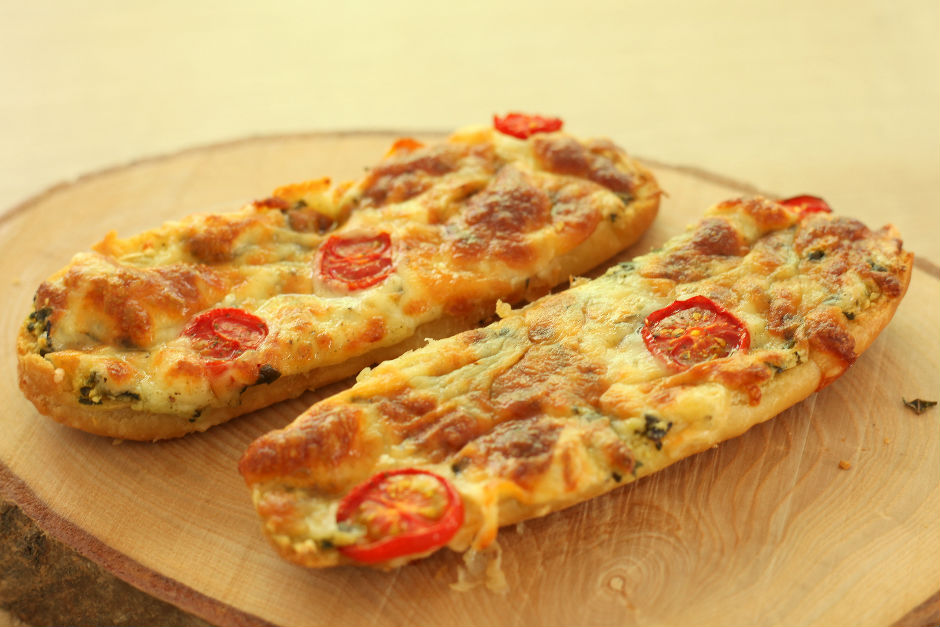 Aromalı Ekmek Dilimleri Tarifi