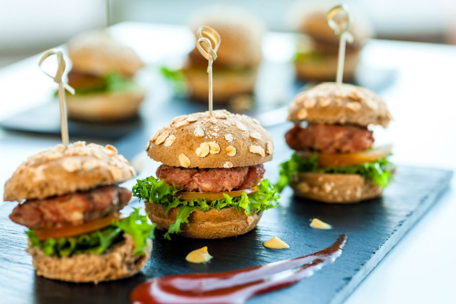 Mini Burger Tarifi