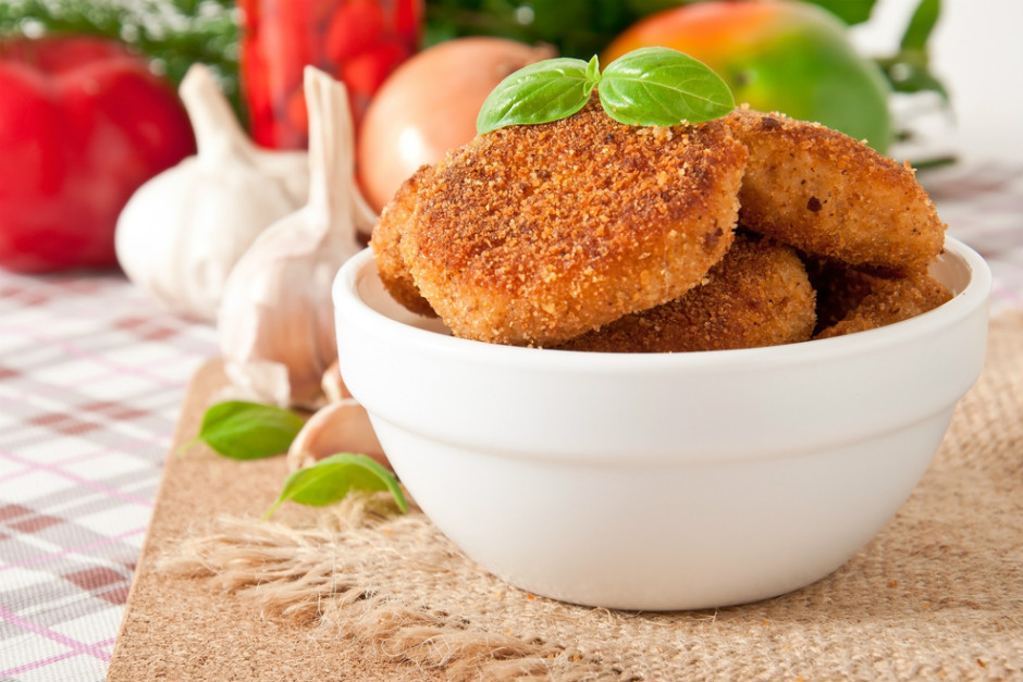 Fırında Falafel Tarifi
