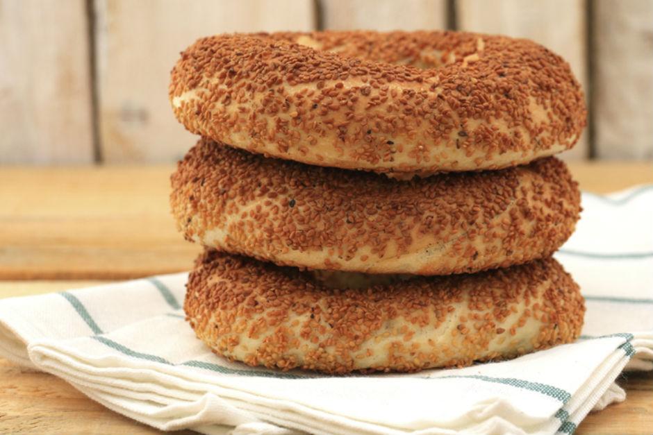 Pastane Simidi Tarifi