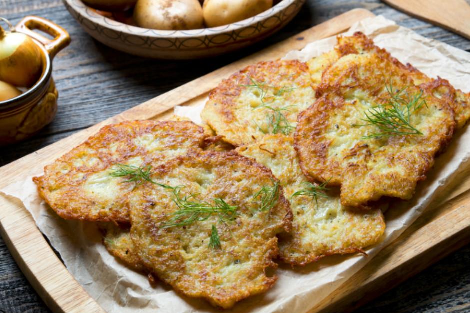 Fırında Patates Pankek Tarifi