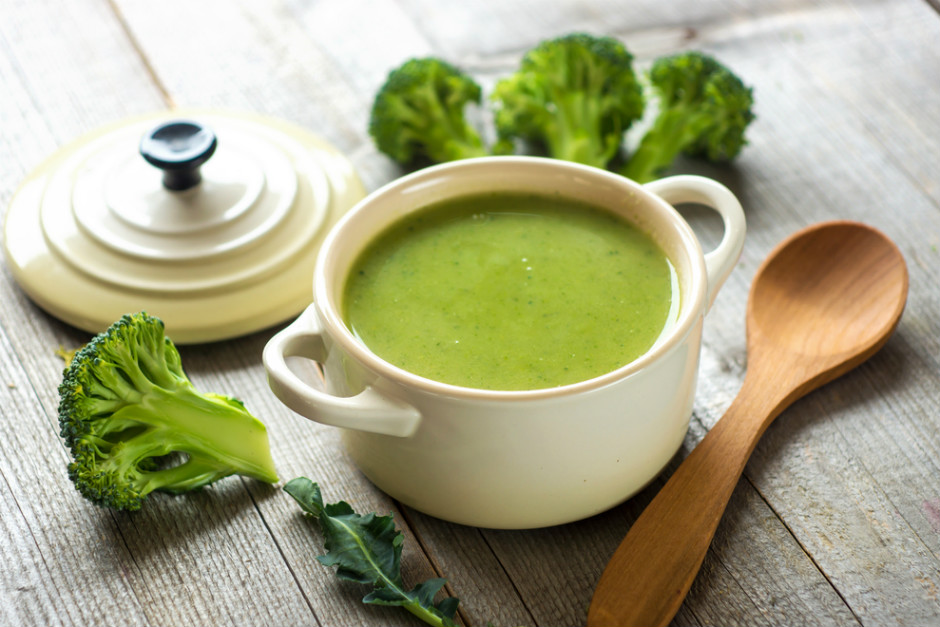 Bebekler İçin Brokoli Çorbası Tarifi