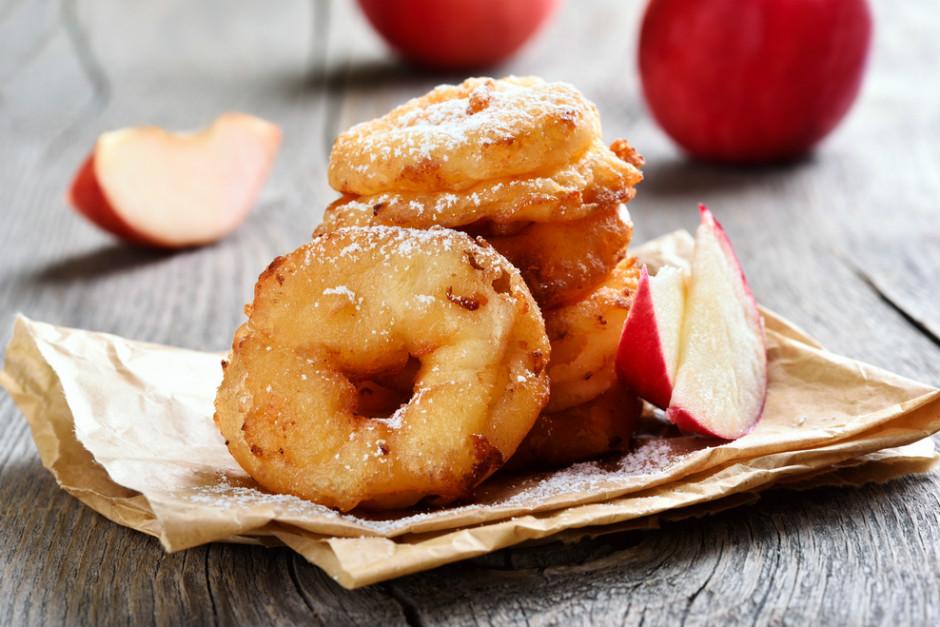 Kızarmış Elma Dilimleri Tarifi