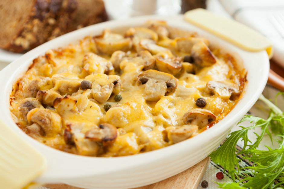 Mantarlı Patates Yemeği Tarifi