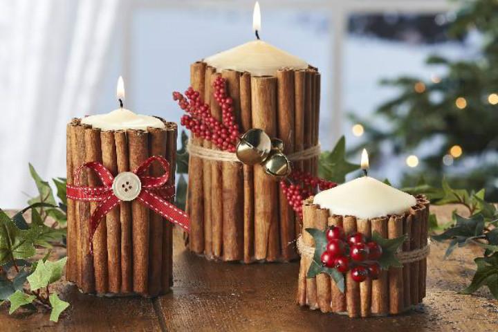 http://christmas.americanaexperience.com/homemade-decorations-for-christmas-table/ | christmas.americanaexperience