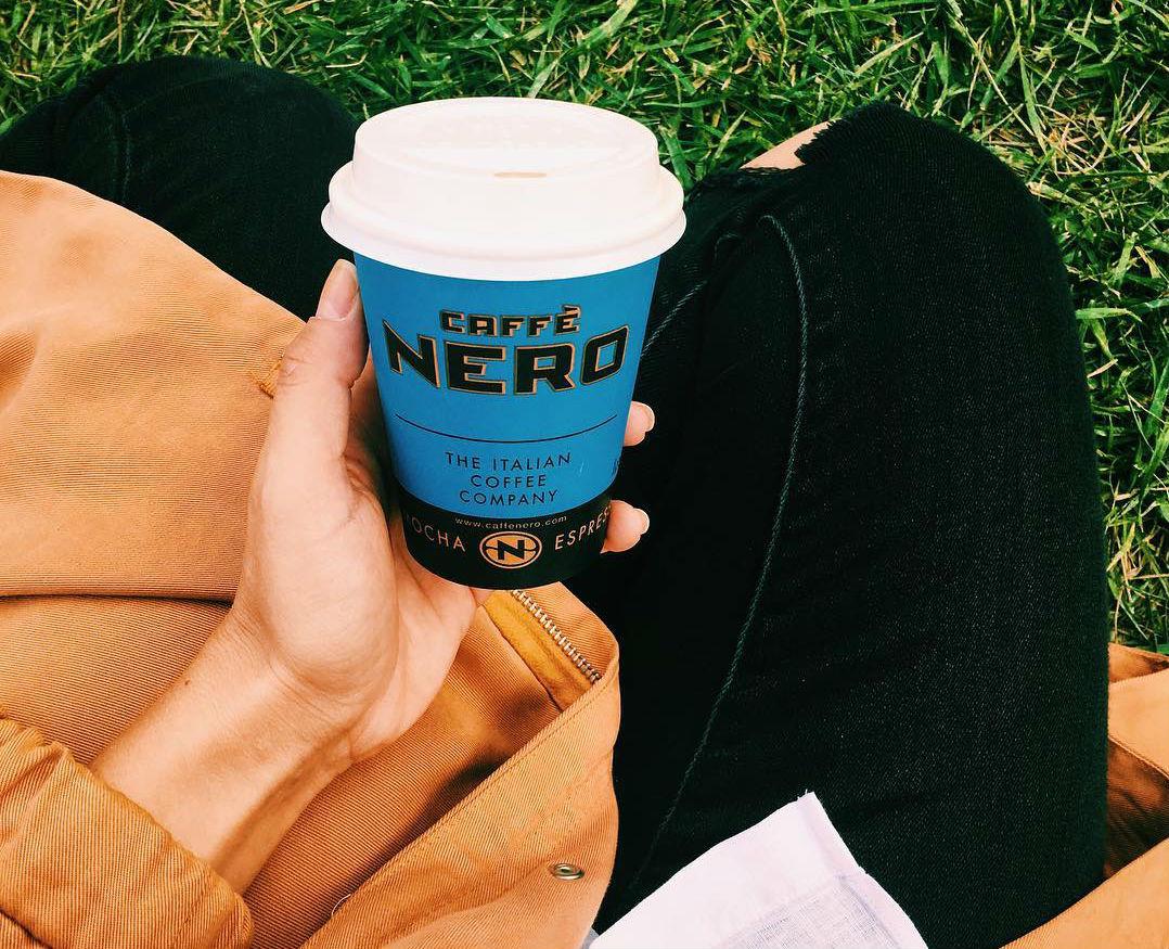 instagram/caffeneroturkiye