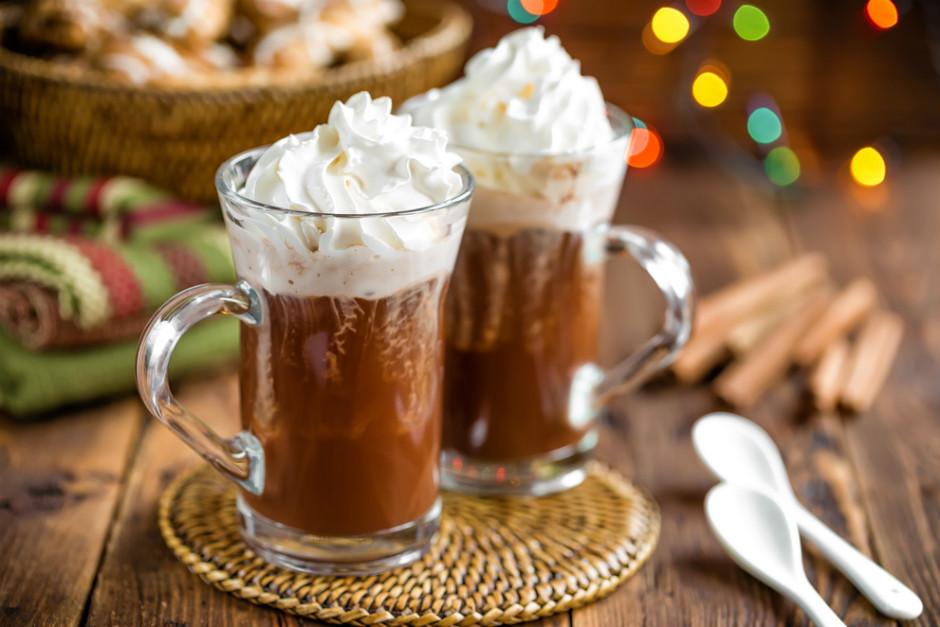 Karamelli Sıcak Çikolata Tarifi