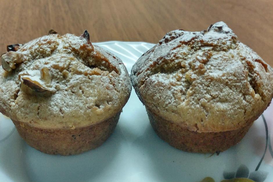 Kestane Püreli Muffin Tarifi