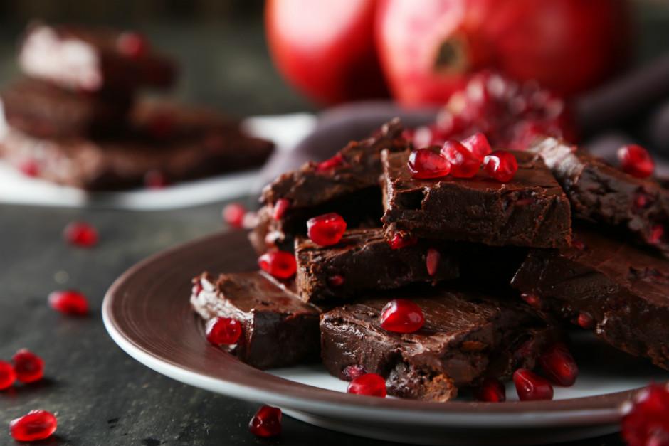 Narlı Çikolatalı Fudge Tarifi