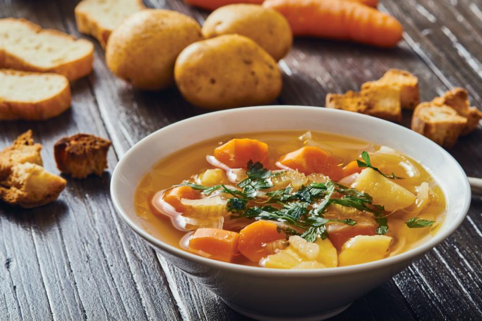 Kış Sebzeli Çorba Tarifi