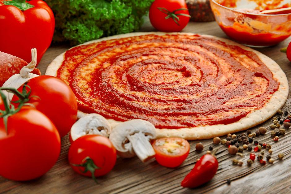 Mayasız Pizza Hamuru Tarifi