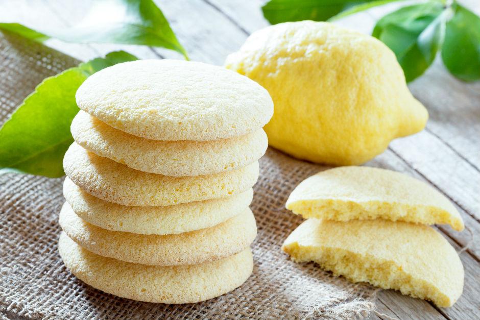 Limonlu Vanilyalı Kurabiye Tarifi
