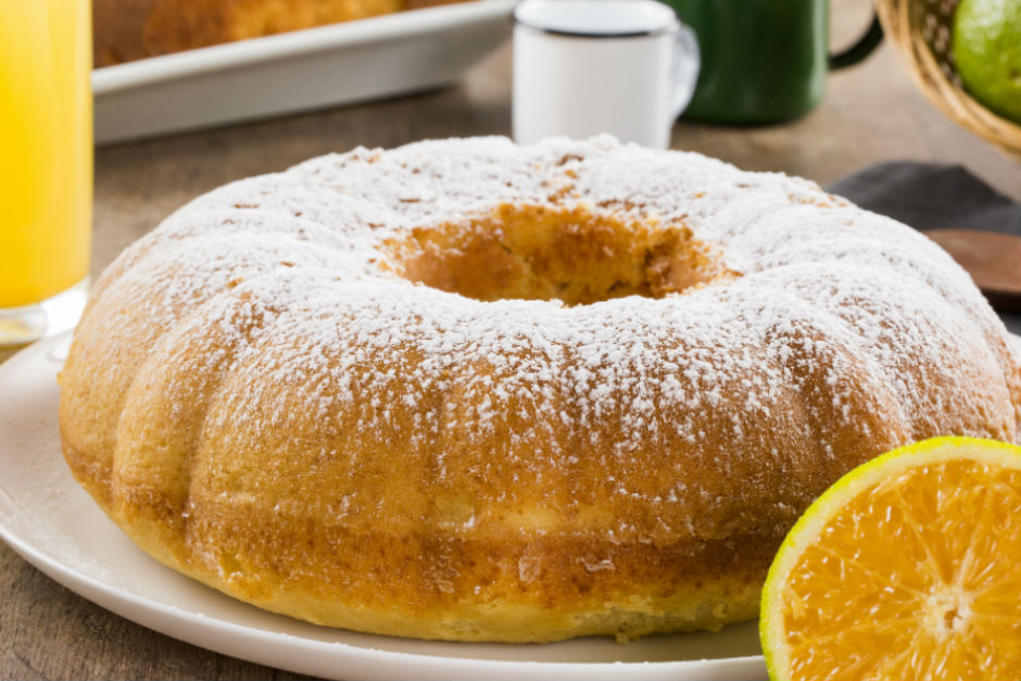 Portakallı Ev Keki Tarifi