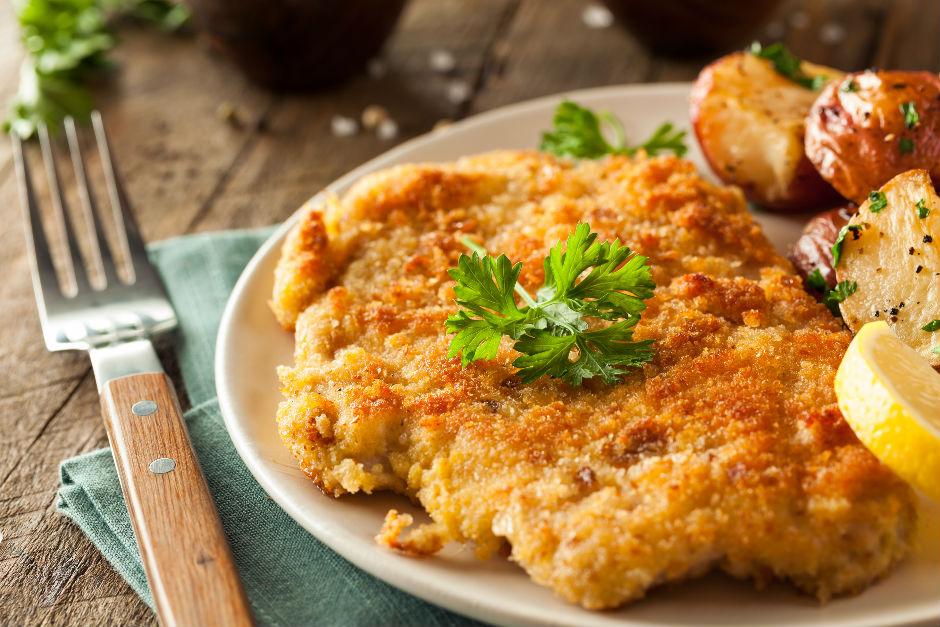 Ekmek Kırıntısı Kaplı Çıtır Tavuk Tarifi