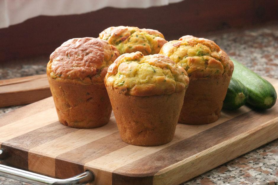Kabaklı Muffin Tarifi