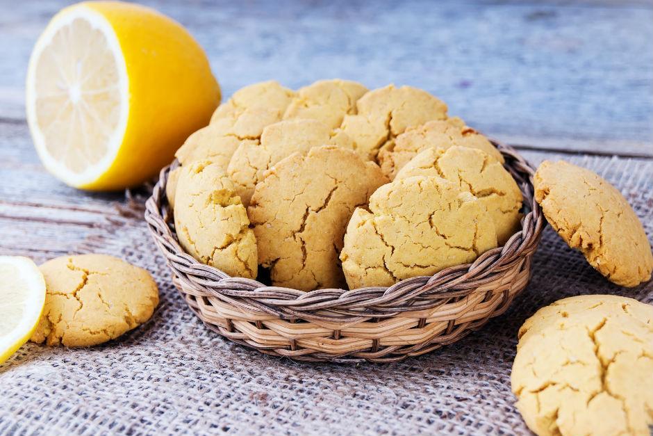 Kaymaklı Limonlu Kurabiye Tarifi