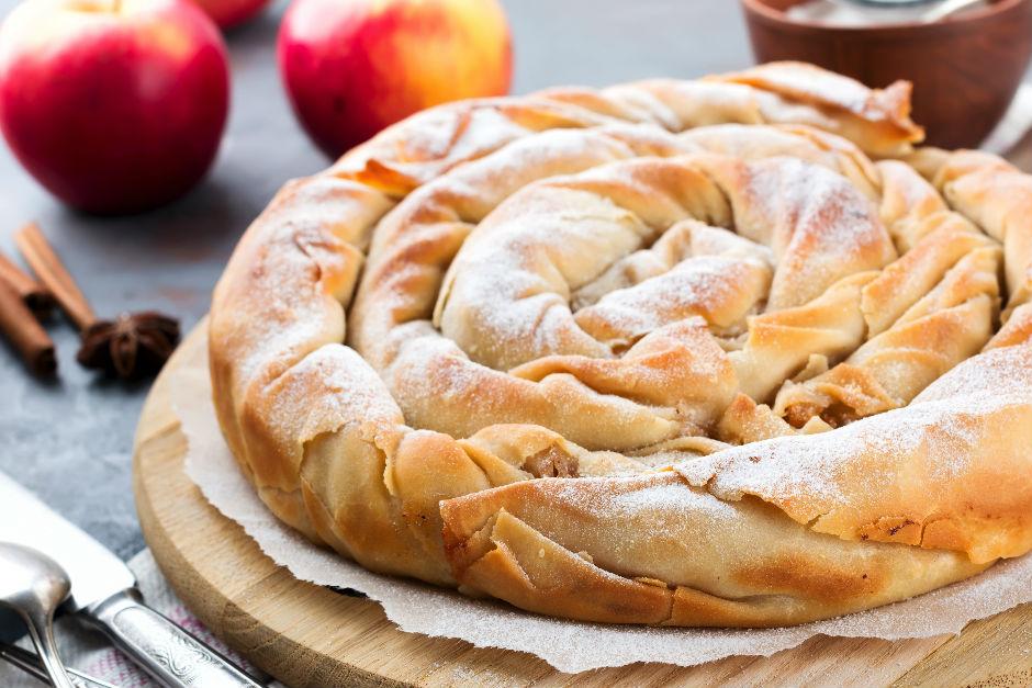 Elmalı Börek Tarifi