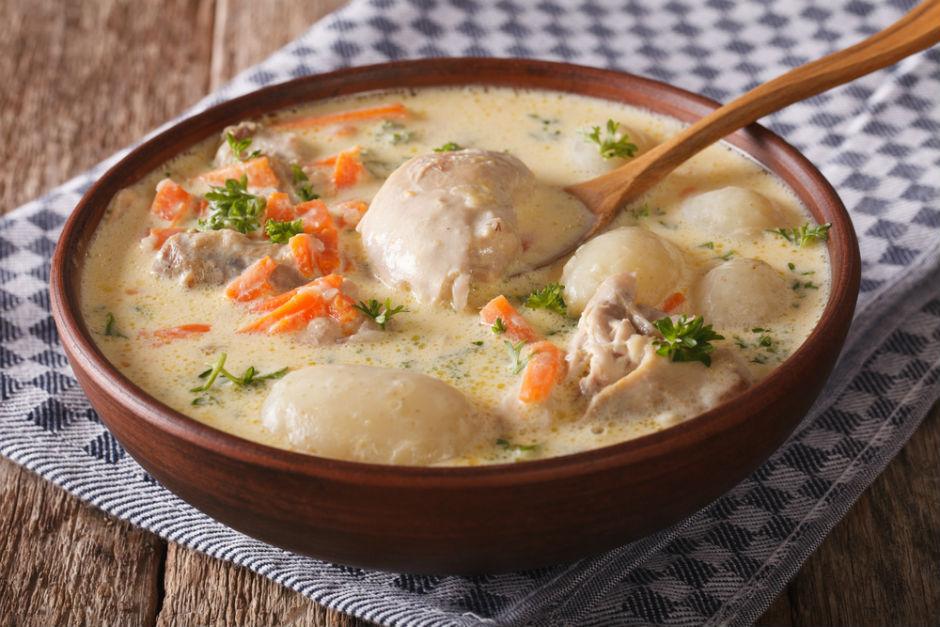 Begova Çorbası Tarifi