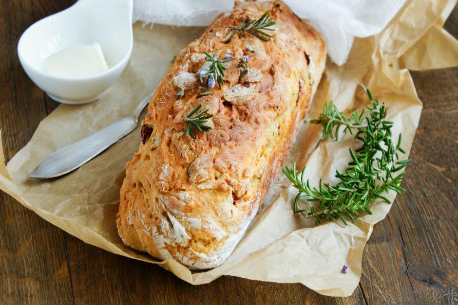 Biberiyeli Ekmek Tarifi