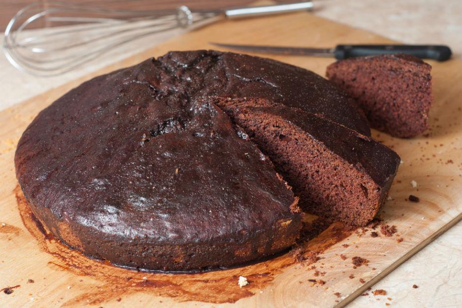 Tencerede Çikolatalı Kek Tarifi