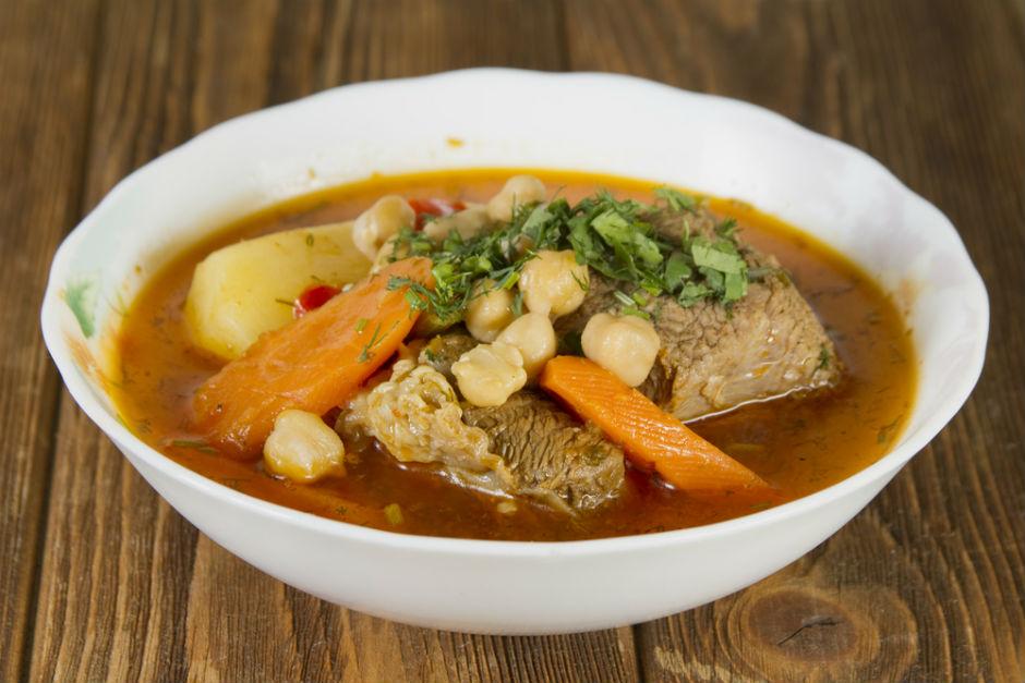 Özbek Çorbası Tarifi