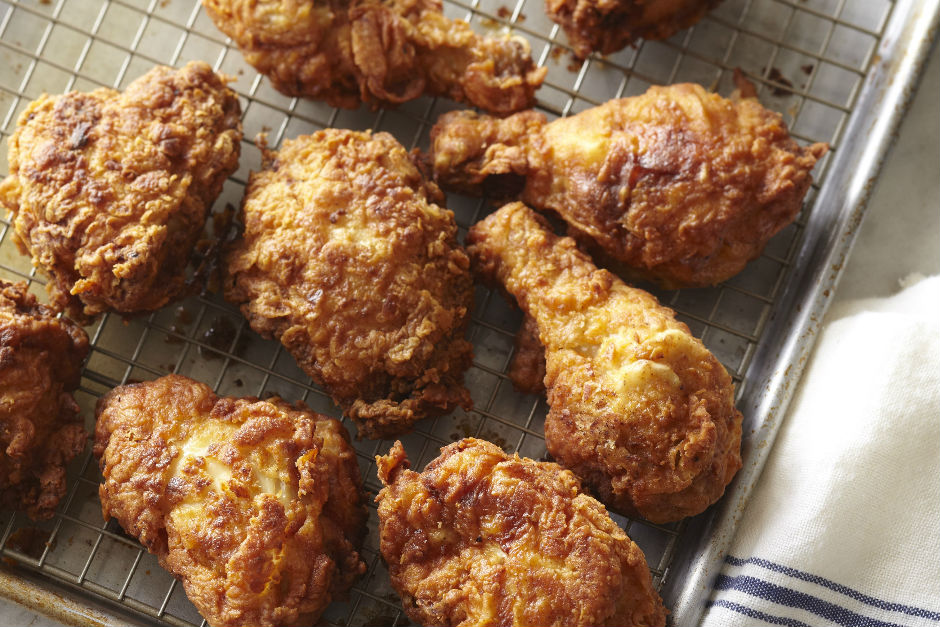 Kızarmış Tavukların Püf Noktaları - Yemek.com