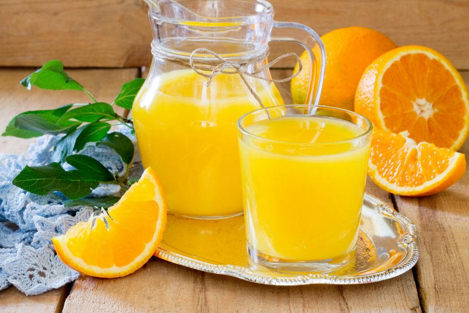 3 Portakaldan 5 Litre Portakal Suyu Yapımı Tarifi