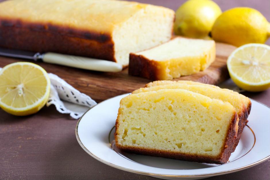 Limonlu Pastane Keki Tarifi