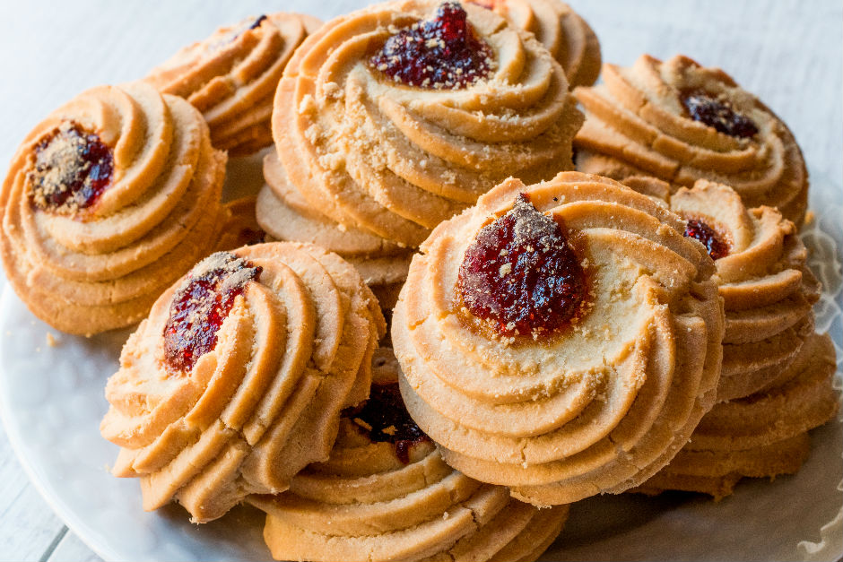 Tatlı Pastane Kurabiyeleri Tarifi