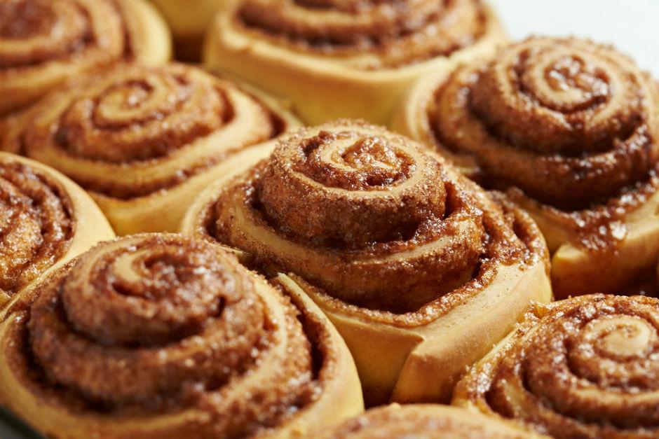 Kek Kalıbında Çörek Tarifi