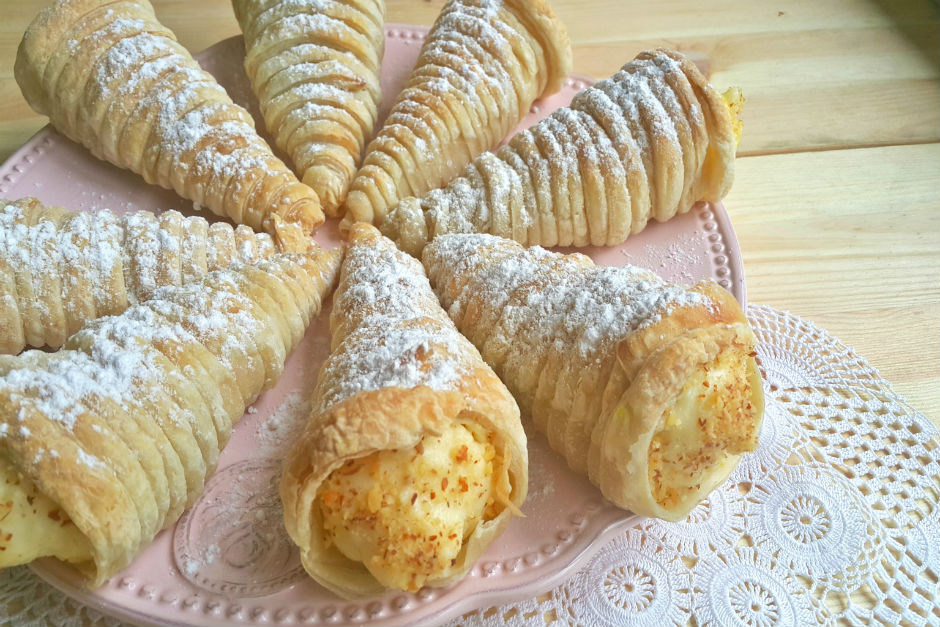 Ev Yapımı Torpil Pasta Tarifi