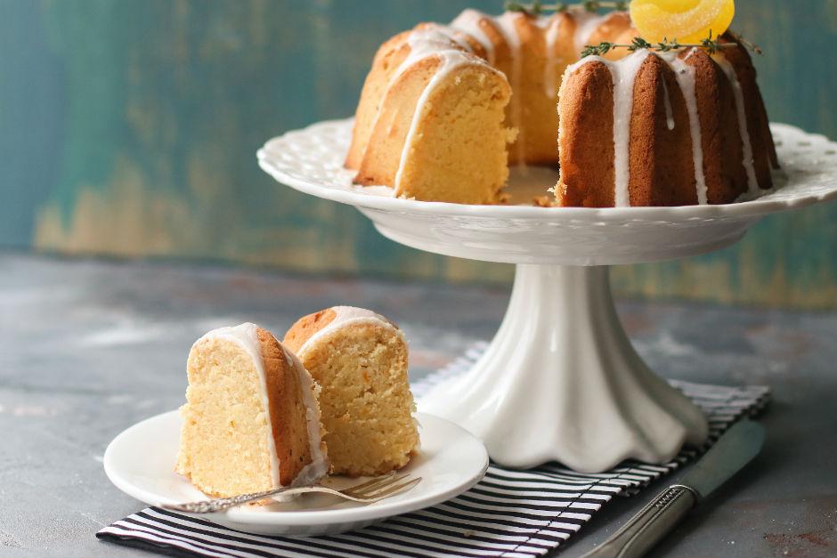 Limonlu Yumuşacık Kek Tarifi