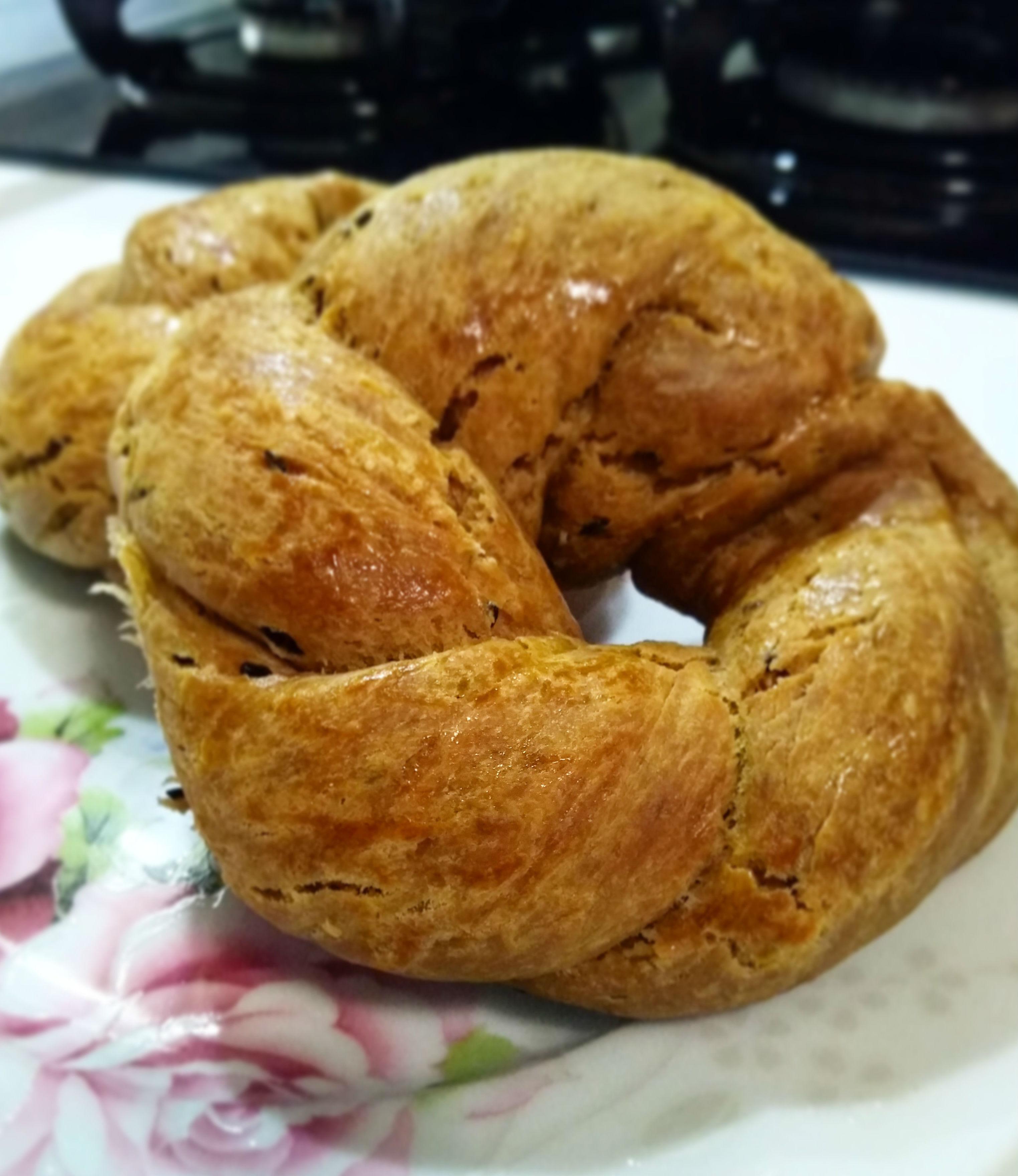 Rezeneli Bayram Çöreği Tarifi