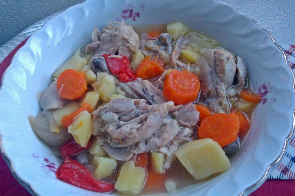 Tavuk Haşlama Tarifi